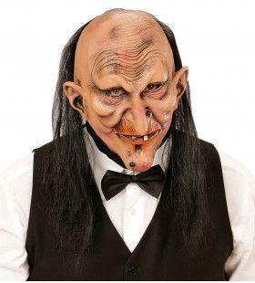 Horror James Masker Heks / Butler Met Haar