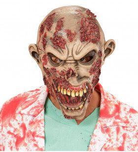 Masker Vechtjas Extra Groot Fight Zombie