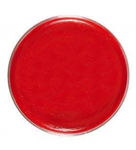 Unicolor Make-Up In 25gr Bakje, Rood