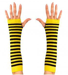 Bijpassende Vingerloze Handschoen Bij