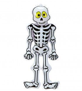 Schattig Opblaasbaar Skelet, 56cm
