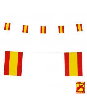 Landenthema Vlaggenlijn 6mtr, Spanje