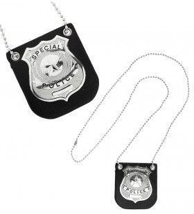 Undercover Politie Badge