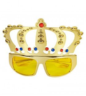 Koningsdag Bril, Koning