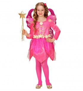 Mini Fee Wonderland Meisje Kostuum