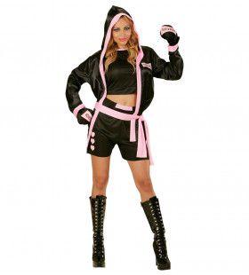Dames Bokser Ms Tyson Vrouw Kostuum