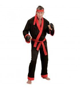 Mma Kick Bokser Man Kostuum