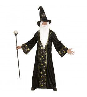 Wizzard Fantasy Tovenaar Man Kostuum