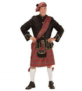 Tartan Fella Schotse Man Kostuum