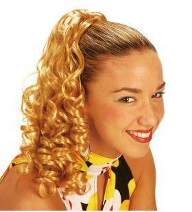 Opgestoken Haar Extentie Rachel, Blond