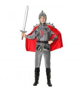 Ridder Graniet Man Kostuum