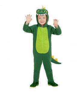 Draak Luca Kind Kostuum