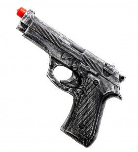 Foam Latex Pistool Police 19cm