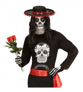 Dia De Los Muertos Mamba Shirt