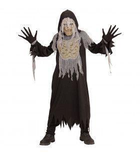 Mummie Smurfafa Jongen Kostuum
