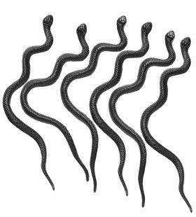 Set Van 12 Slangen 12,5 Centimeter