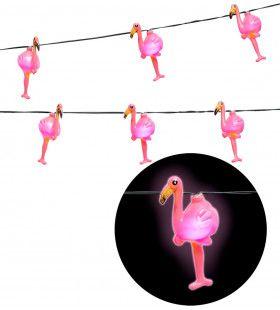 Verlichting 2,5 Meter - Flamingos