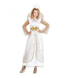 Engel Elize Vrouw Kostuum