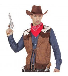 Cowboy Vest Mojave Man