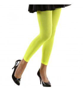 Basis Legging Groen Vrouw