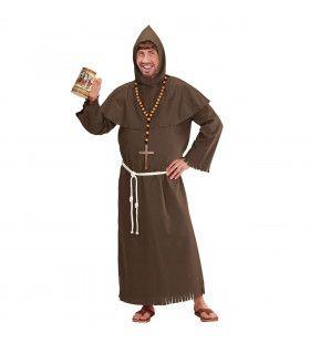 Luxe Trapist Monnik Man Kostuum