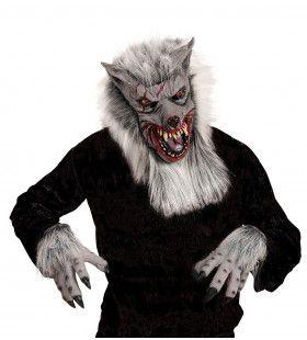 Masker Weerwolf Dolf Met Haar