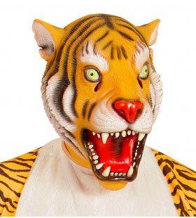 Cartoony Masker, Tijger