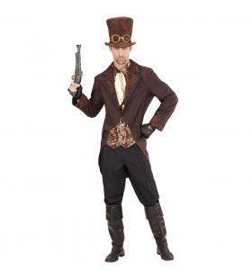 Techo Jacko Steampunk Man Kostuum