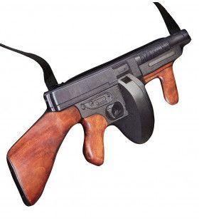 Handtas Machinegeweer Tommy Gun