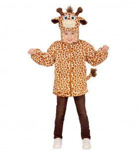 Hoodie, 98cm, Giraf Langlel