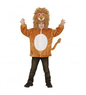 Hoodie, 98cm, Grom Leeuw