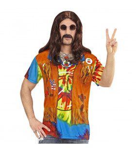 T-Shirt Easy Rider Hippie Man