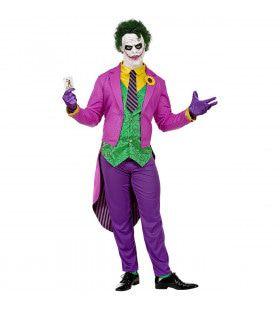 Belachelijk Dwaze Joker Man Kostuum
