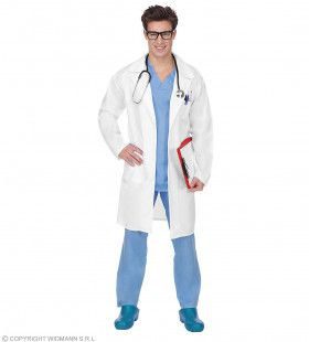 Zaalarts Dokter Pols Kostuum
