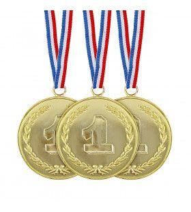 Set Van 3 Gouden Medailles Wereldkampioenschappen