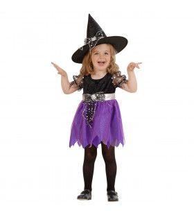 Abracadabra Toverspreuk Heks Meisje Kostuum