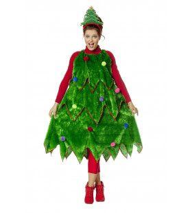 Kerstboom Wonderschoon Kostuum