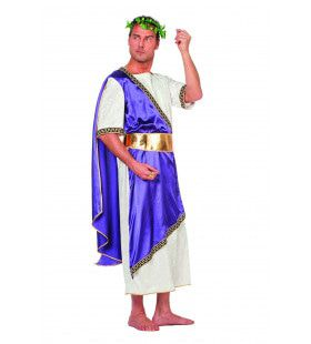 Keizer Tiberius Man Kostuum