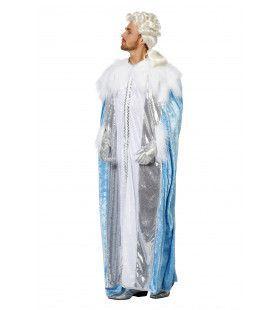 IJskoning Pegel Zuidpool Man Kostuum