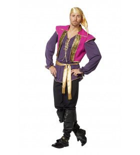 Zigeuner Met Pit Man Kostuum