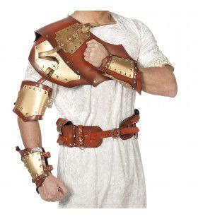 Robuuste Romeinse Strijder Set