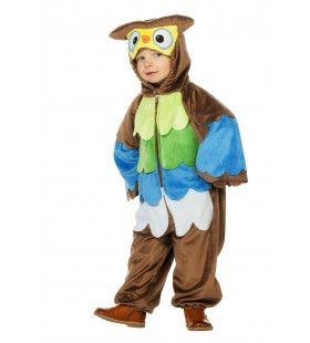 Nacht Jager Uil Kind Kostuum