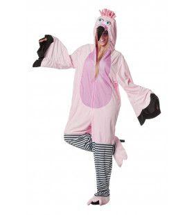 Flanny De Flamingo Kostuum
