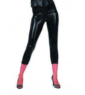 Legging Zwart Glimmend