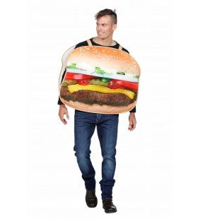 Broodje Hamburger Kostuum
