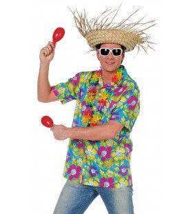 Tropische Nachten Hawaiishirt Man