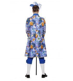 Markies Pavone Italia Man Kostuum