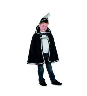 Prins Carnaval Kaaiendonk Kostuum Zwart Jongen