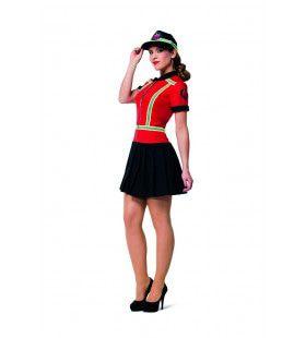 Fenna Fikkie Brandweervrouw Kostuum