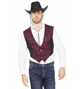 Cowboy Vest Phoenix Man